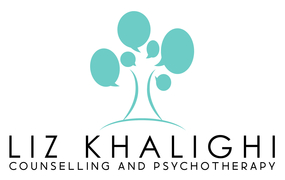 Liz Khalighi Counselling and Psychotherapy