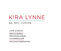 Kira Lynne, Life Coach and Counsellor